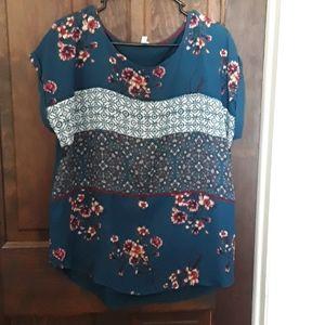 Xhilaration xl used blouse